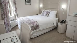 In-room safe, desk, iron/ironing board, rollaway beds