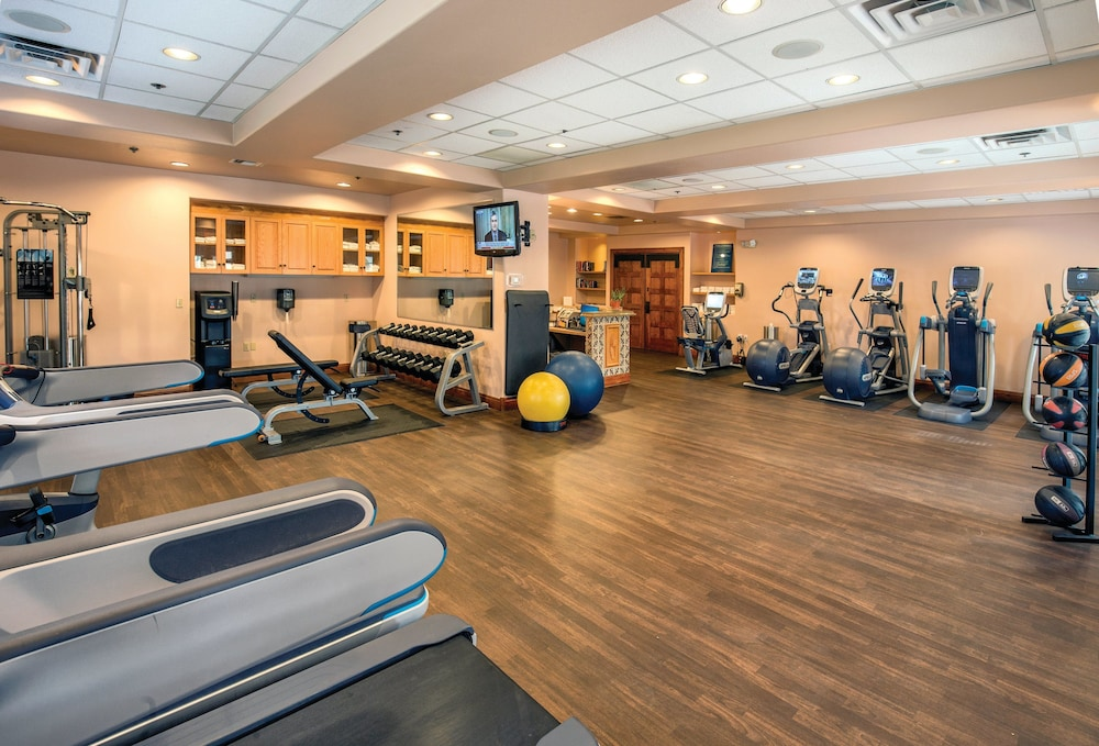 Fitness Facility, Legacy Golf Resort