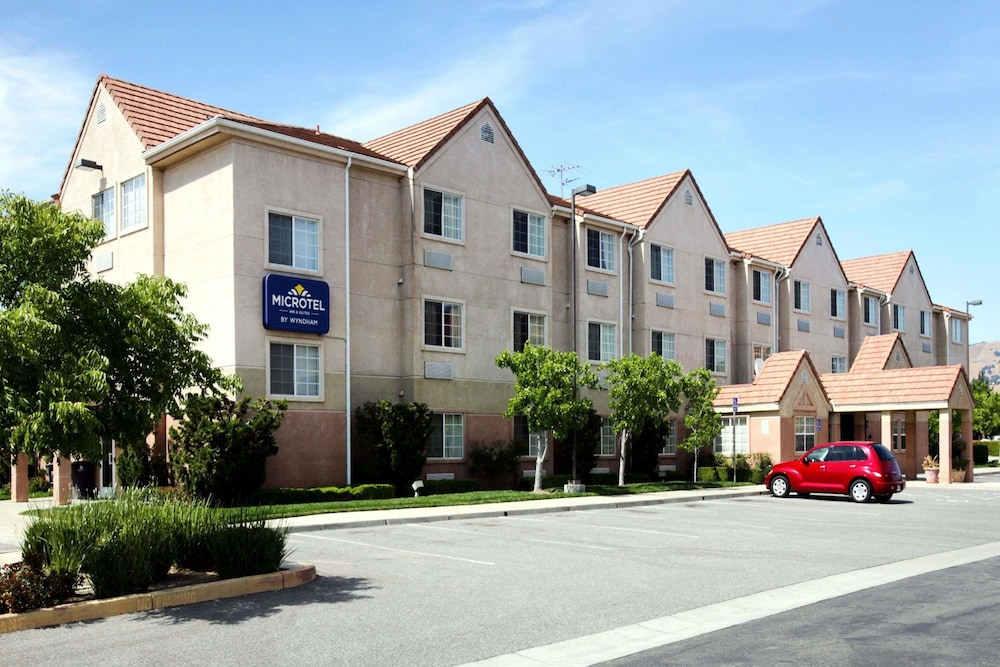 Exterior, Microtel Inn & Suites by Wyndham Morgan Hill/San Jose Area