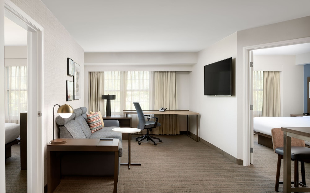 Living Area, Residence Inn By Marriott Pleasanton