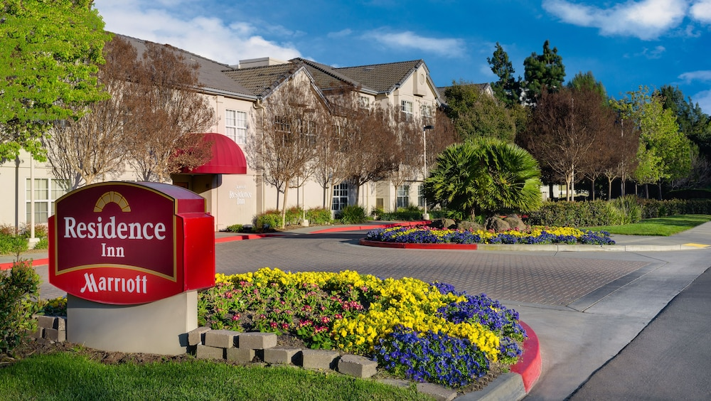 Exterior, Residence Inn By Marriott Pleasanton