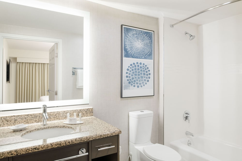 Bathroom, Residence Inn By Marriott Pleasanton