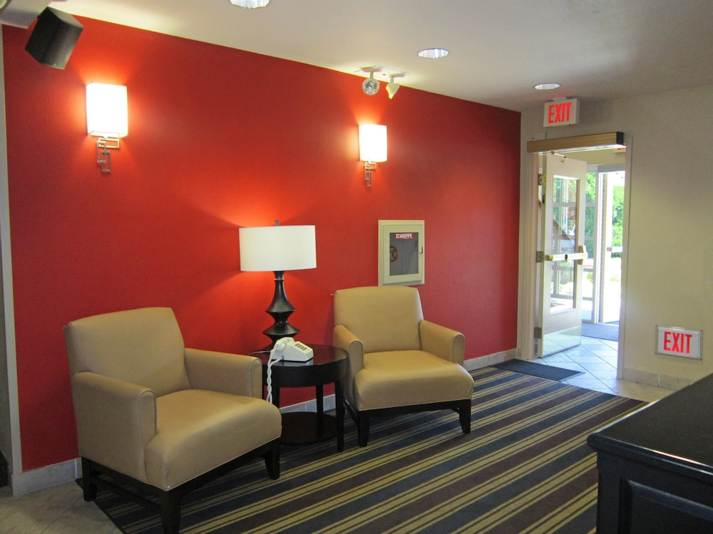 Lobby, Extended Stay America - Seattle - Bothell - Canyon Park