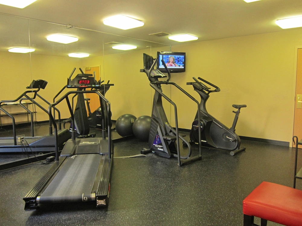 Fitness Facility, Extended Stay America - Seattle - Bothell - Canyon Park