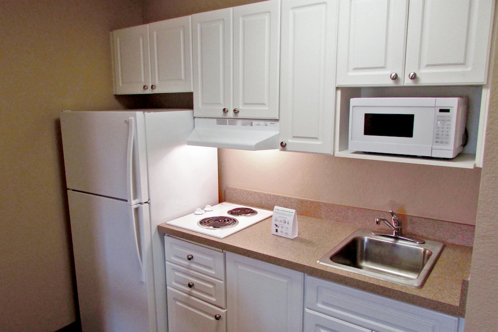 Private Kitchen, Extended Stay America - Seattle - Bothell - Canyon Park