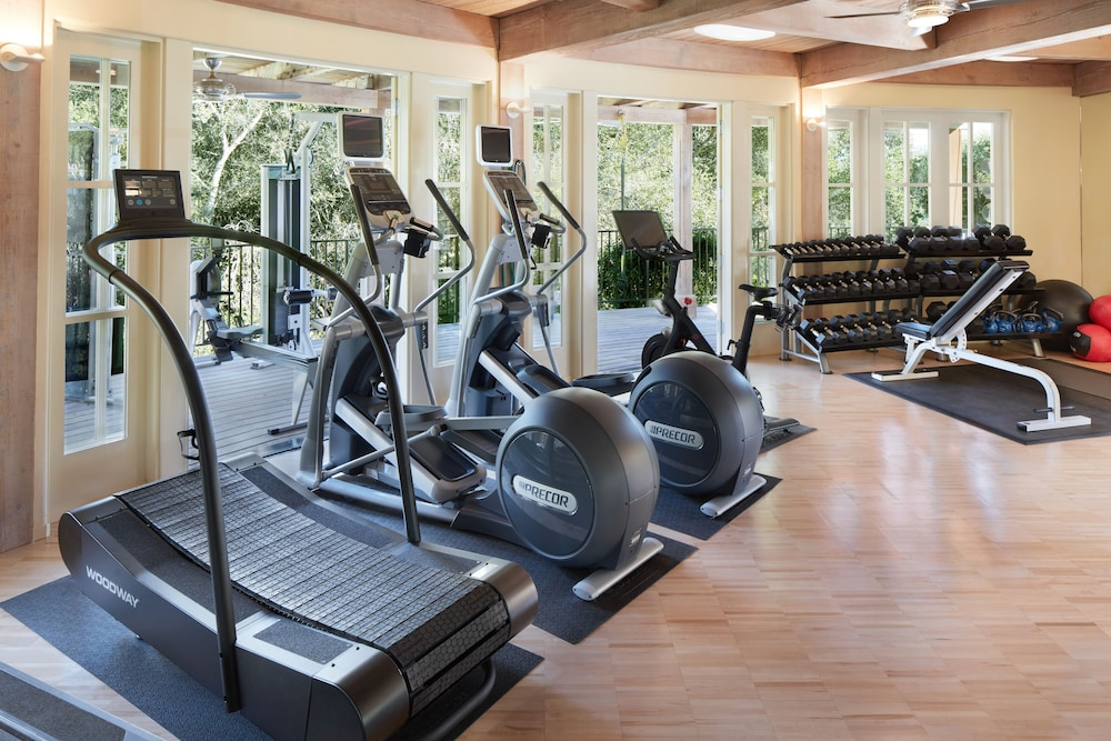 Fitness Facility, Auberge Du Soleil