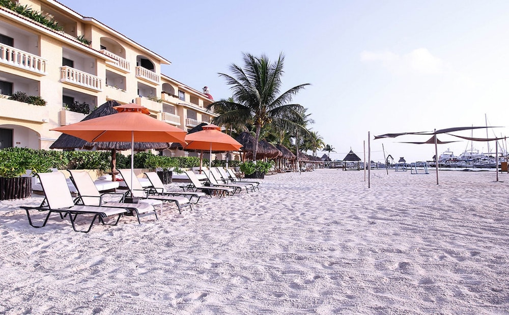 Beach, All Ritmo Cancun Resort & Water Park - All Inclusive