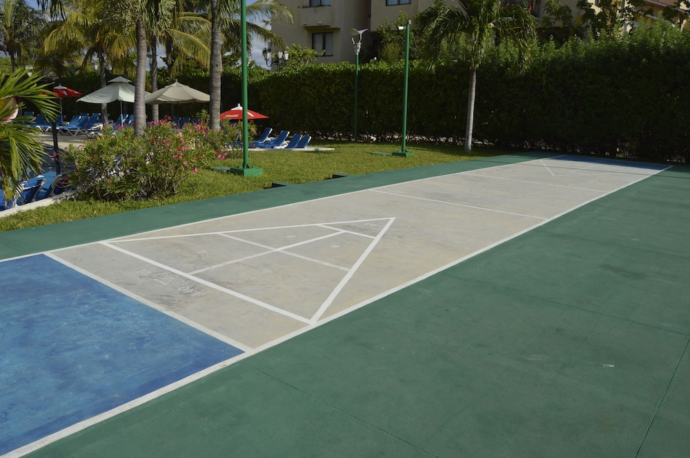 Basketball Court, All Ritmo Cancun Resort & Water Park - All Inclusive