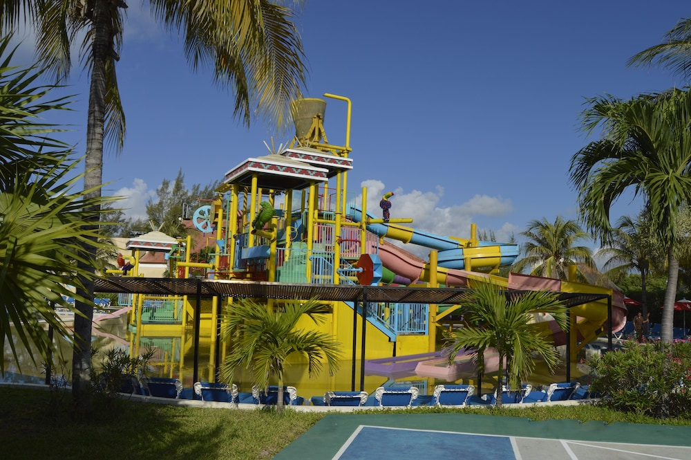 Children's Play Area - Outdoor, All Ritmo Cancun Resort & Water Park - All Inclusive