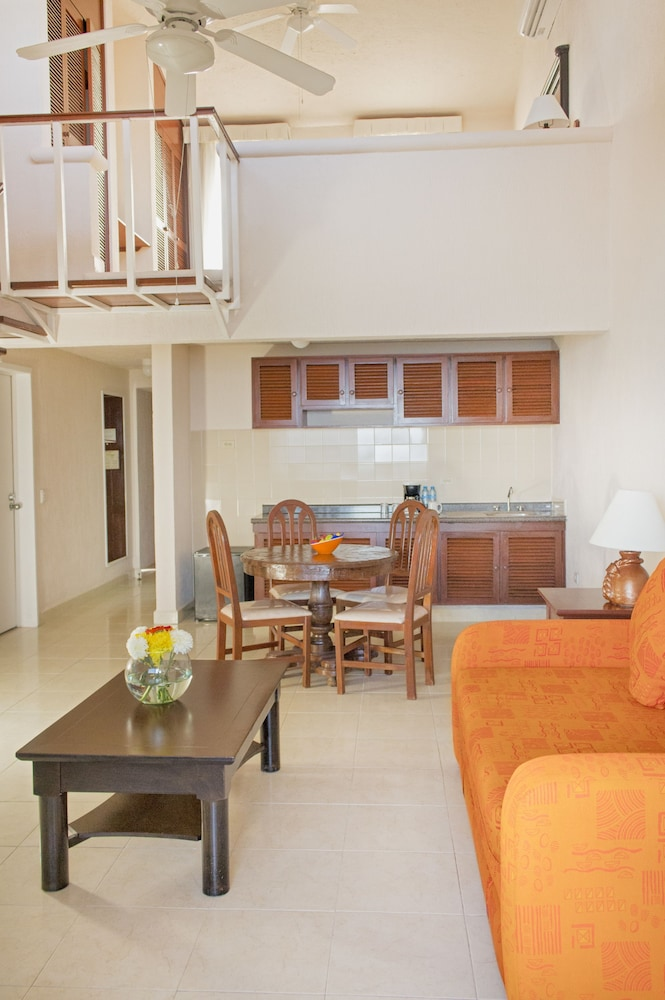 Private Kitchenette, All Ritmo Cancun Resort & Water Park - All Inclusive