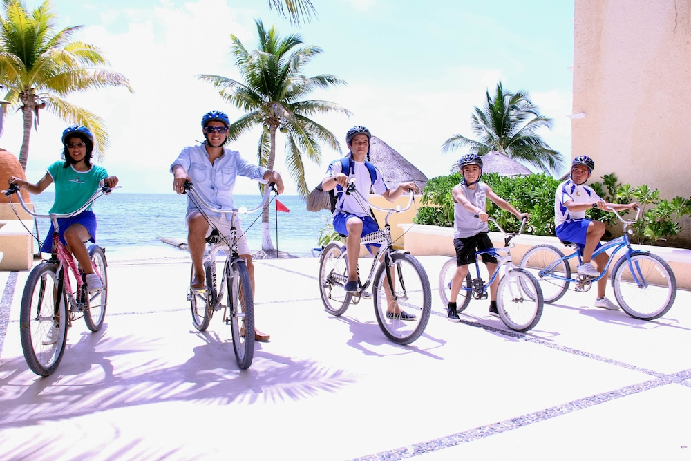 Bicycling, All Ritmo Cancun Resort & Water Park - All Inclusive