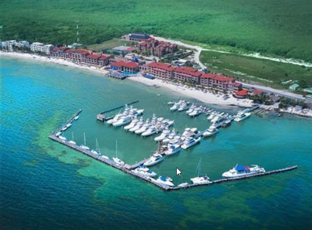Aerial View, All Ritmo Cancun Resort & Water Park - All Inclusive