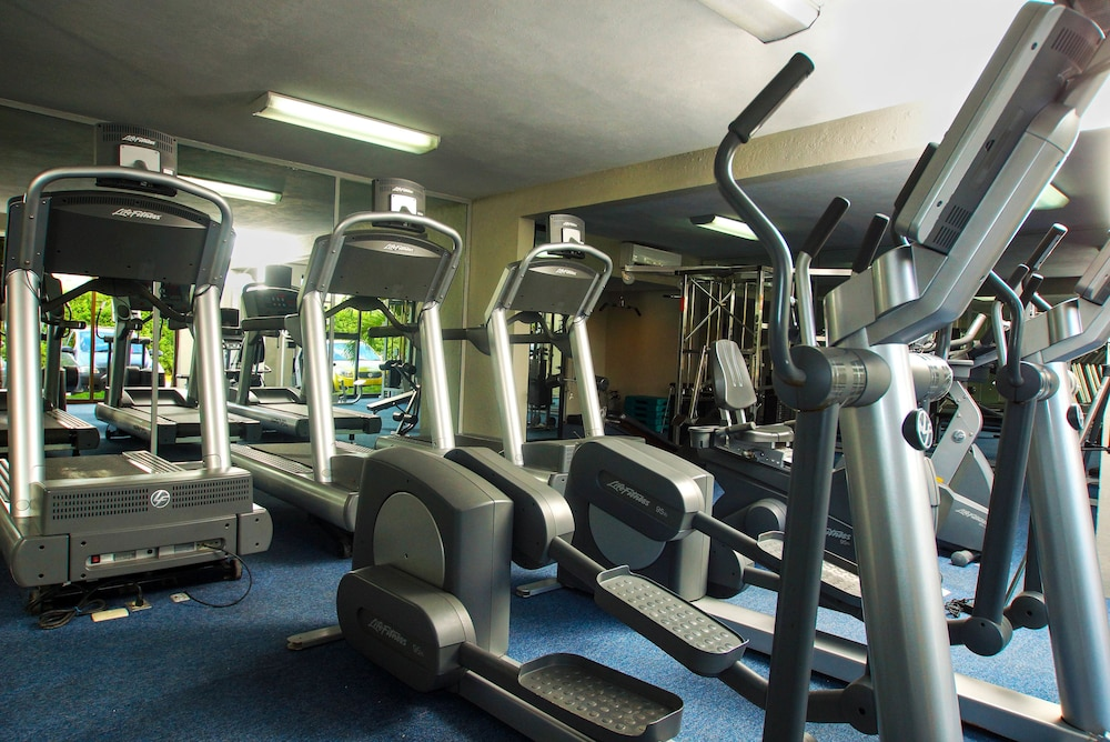 Gym, All Ritmo Cancun Resort & Water Park - All Inclusive