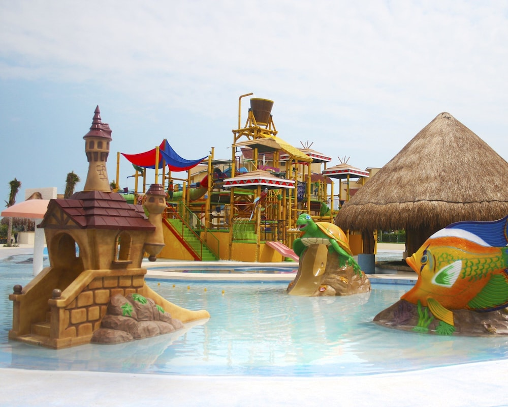 Water Park, All Ritmo Cancun Resort & Water Park - All Inclusive