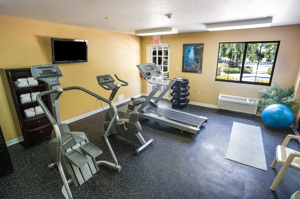 Fitness Facility, Comfort Suites Seven Mile Beach