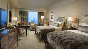 1 개의 침실, 고급 침구, 미니바, 객실 내 금고