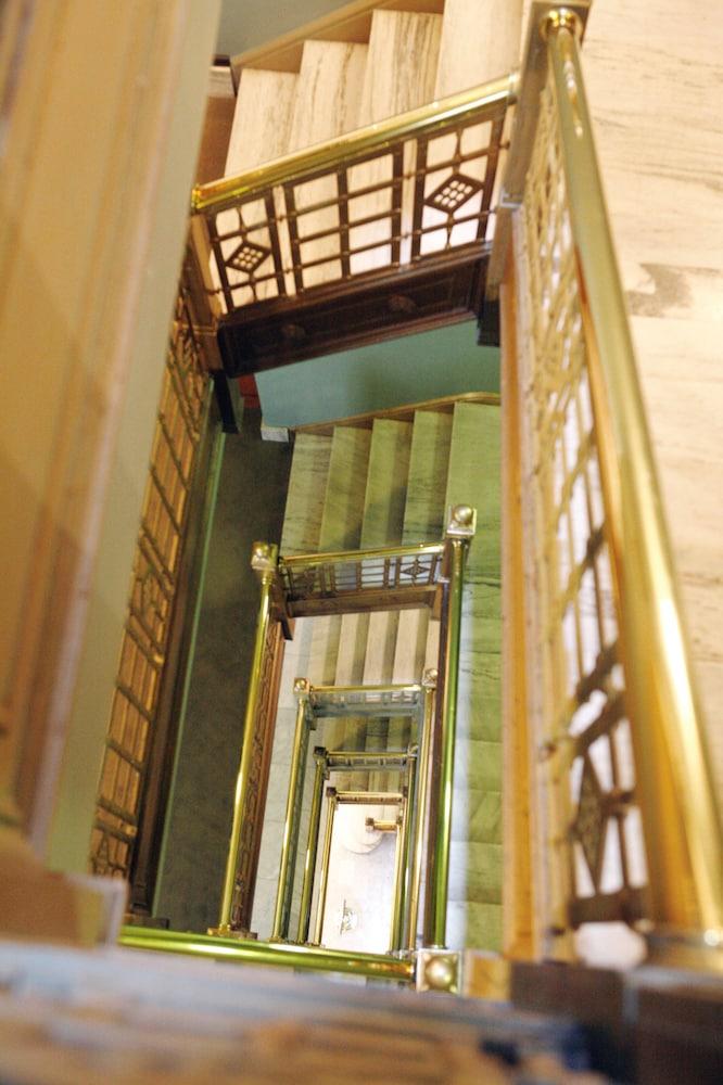 Staircase, The Fort Garry Hotel