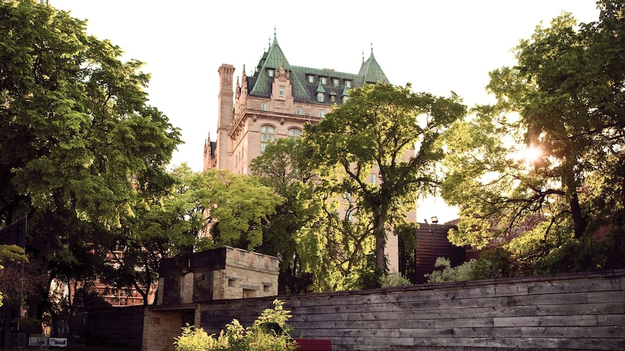 The Fort Garry Hotel, Spa and Conference Centre, Ascend Hotel Collection