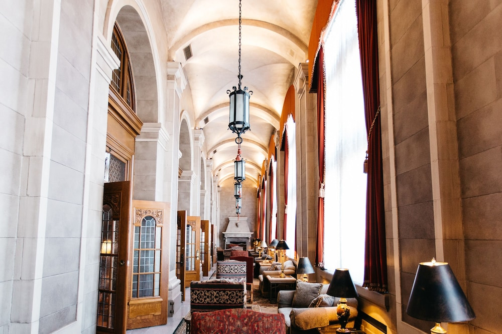 Interior, The Fort Garry Hotel