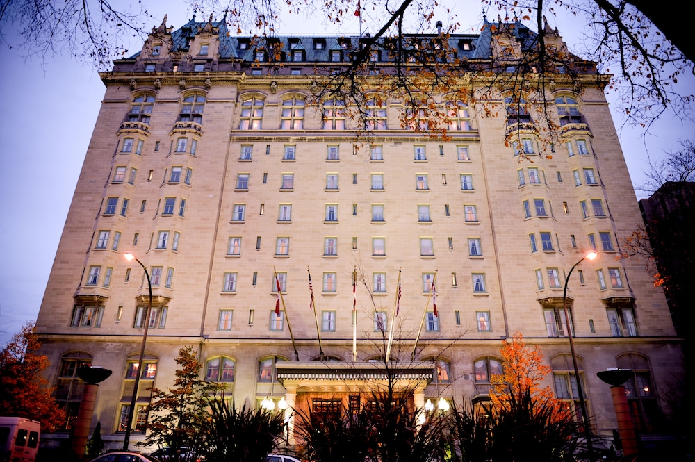 Featured Image, The Fort Garry Hotel