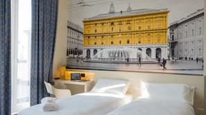 Coffre-forts dans les chambres, bureau