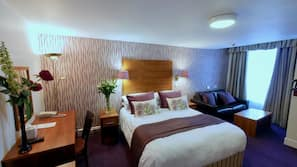 1 bedroom, premium bedding, free WiFi, bed sheets