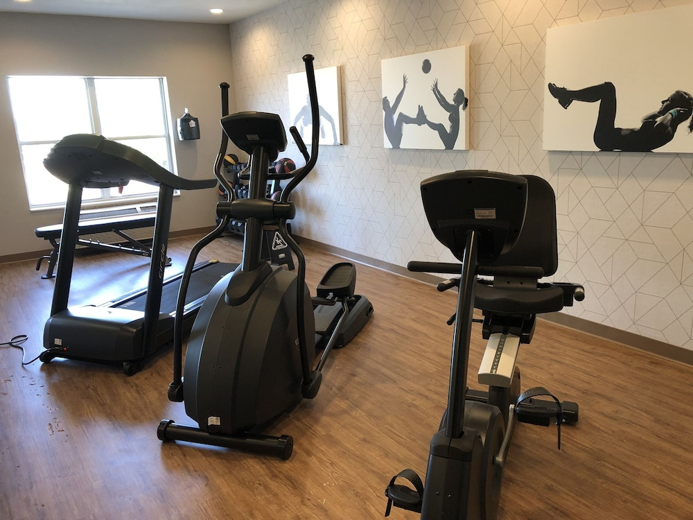 Fitness Facility, Best Western Eau Claire South