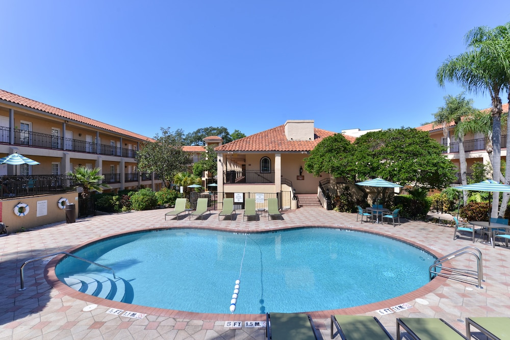 Holiday inn hotel suites tampa north busch gardens area tampa room prices reviews for Days inn tampa north of busch gardens