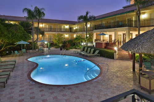 Check Expedia for Availability of Holiday Inn Hotel & Suites Tampa North - Busch Gardens Area