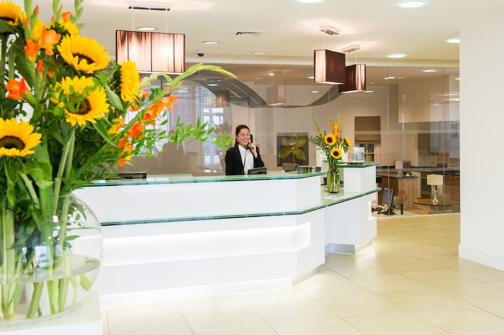 Reception, Dolphin House Serviced Apartments