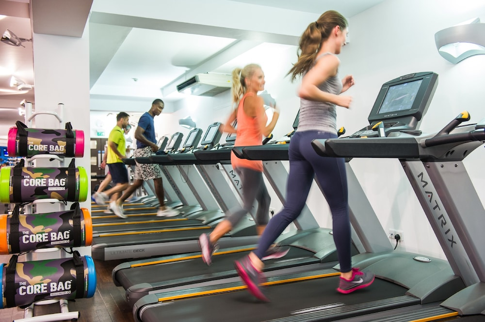 Gym, Dolphin House Serviced Apartments