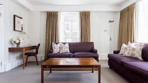 1 sovrum och sängtillbehör av högsta kvalitet