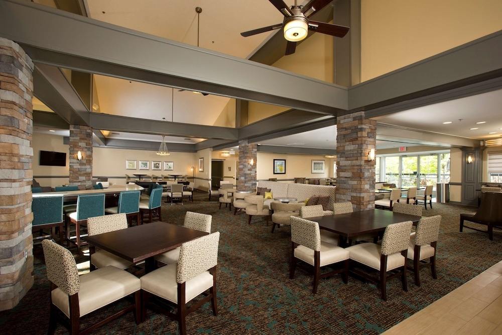 Lobby, Homewood Suites by Hilton Alexandria / Pentagon South