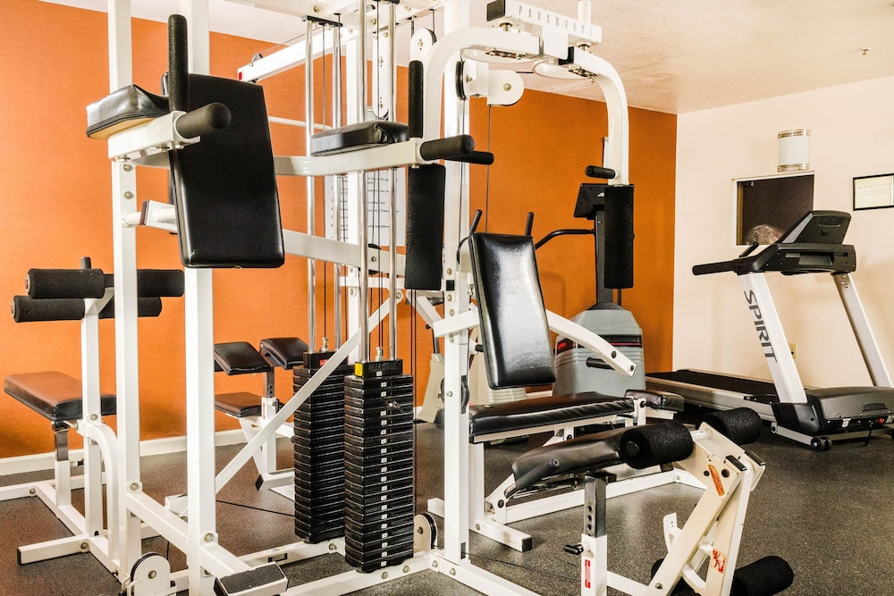 Fitness Facility, Quality Inn & Suites Lathrop - South Stockton