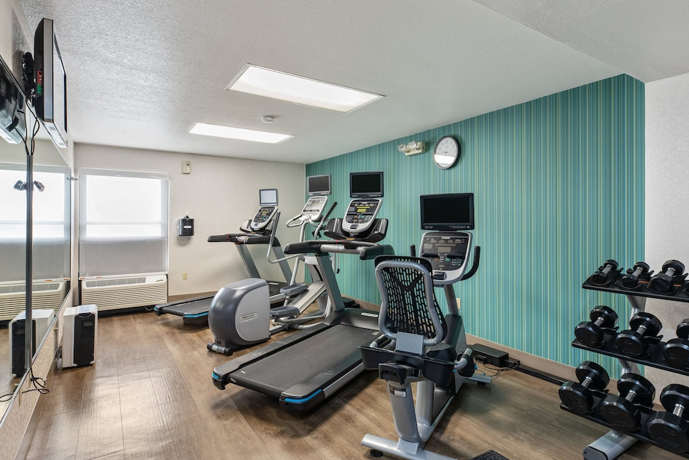Fitness Facility, Holiday Inn Express Harlingen, an IHG Hotel