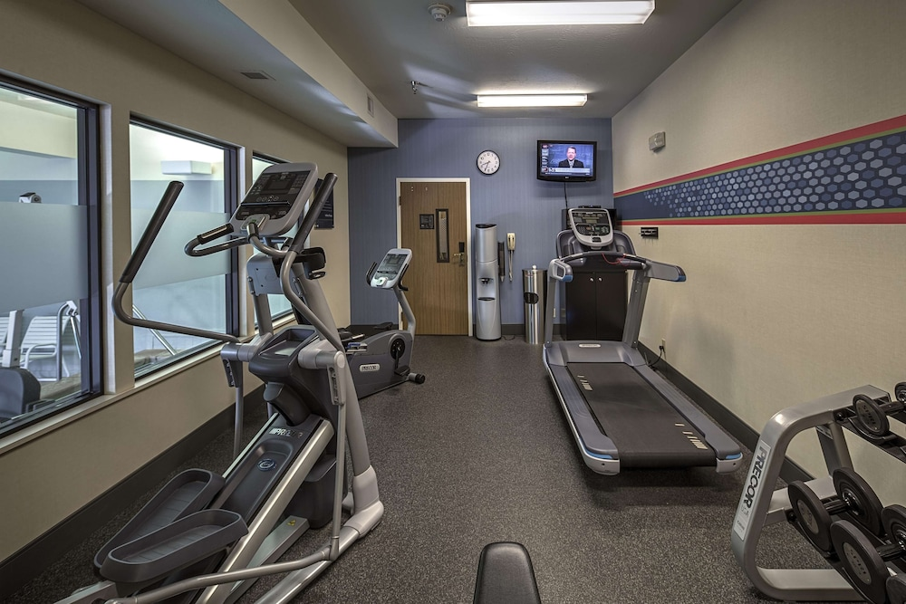 Fitness Facility, Hampton Inn Missoula