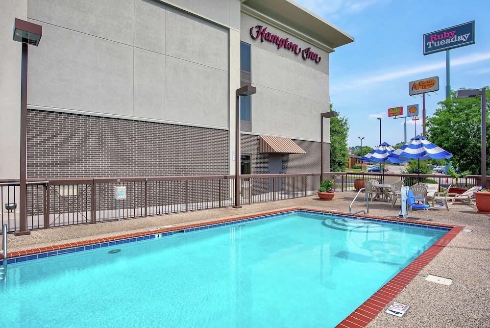 Pool, Hampton Inn Cullman