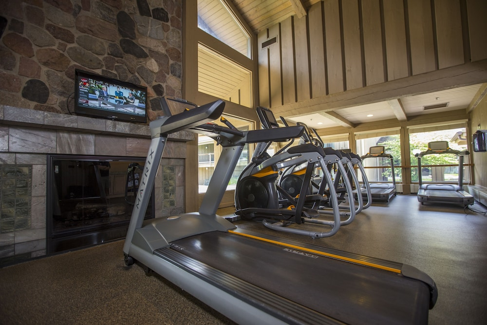 Fitness Facility, Lake Lawn Resort