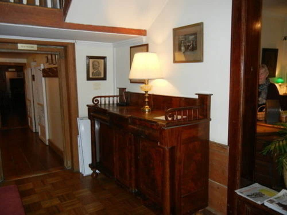 Interior Entrance, Wayside Inn