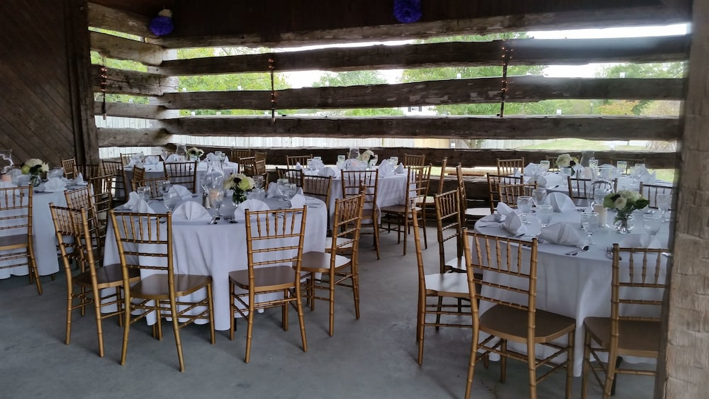 Outdoor Wedding Area, Wayside Inn
