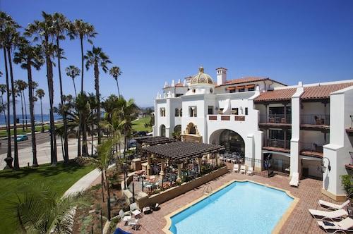 Santa Barbara Hotels >> Santa Barbara Beach Hotels Oceanfront Hotels From 85
