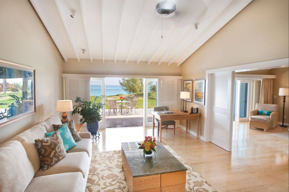 Living Area, Elbow Beach