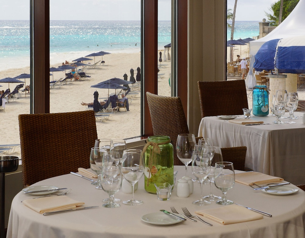 Restaurant, Elbow Beach