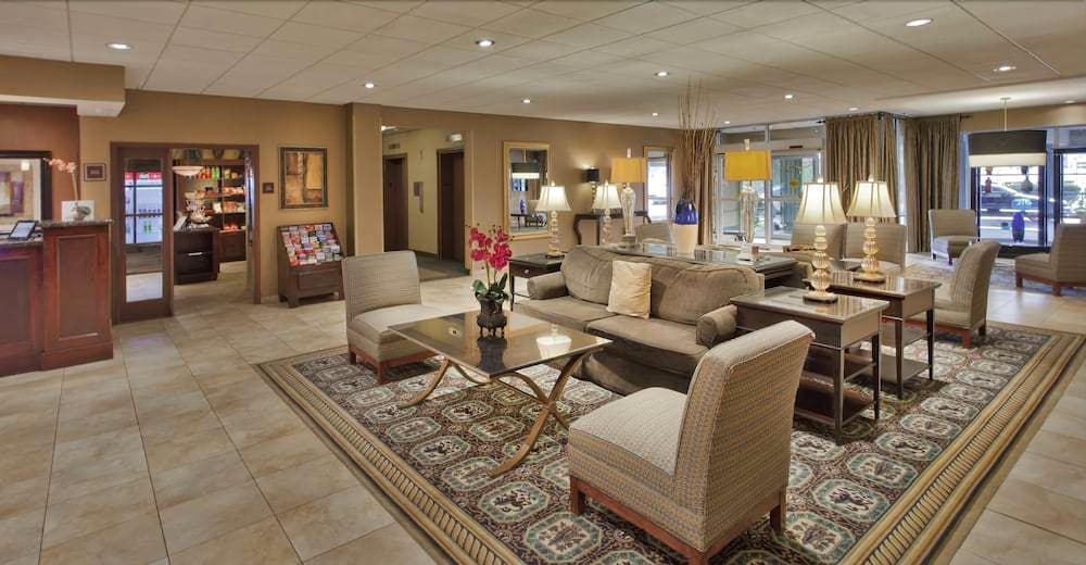 Radisson Hotel Washington DC-Rockville in Bethesda | Hotel Rates & Reviews on Orbitz