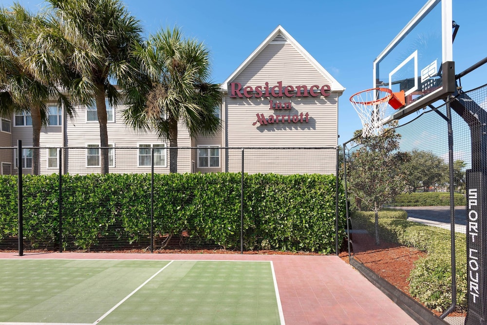 Sports Facility, Residence Inn by Marriott Fort Myers