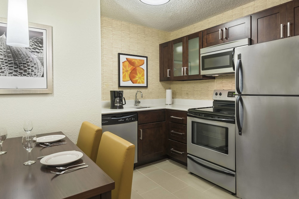 Private Kitchen, Residence Inn by Marriott Fort Myers