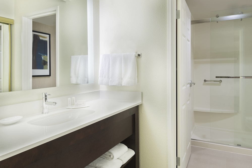 Bathroom, Residence Inn by Marriott Fort Myers