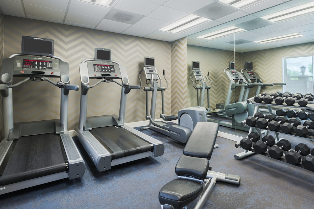 Fitness Facility, Residence Inn by Marriott Fort Myers