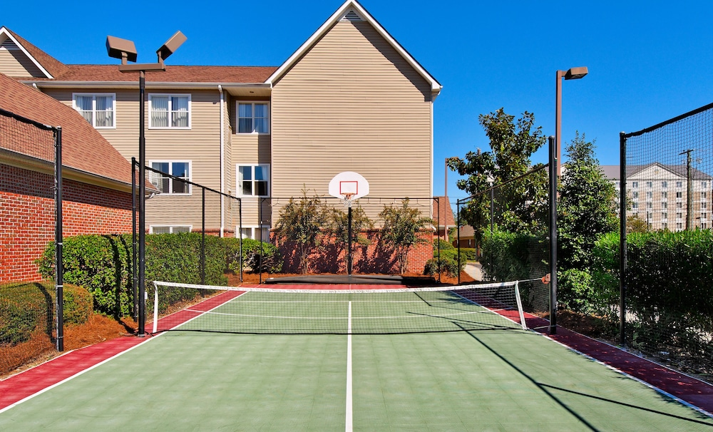 Tennis and Basketball Courts 17 of 28