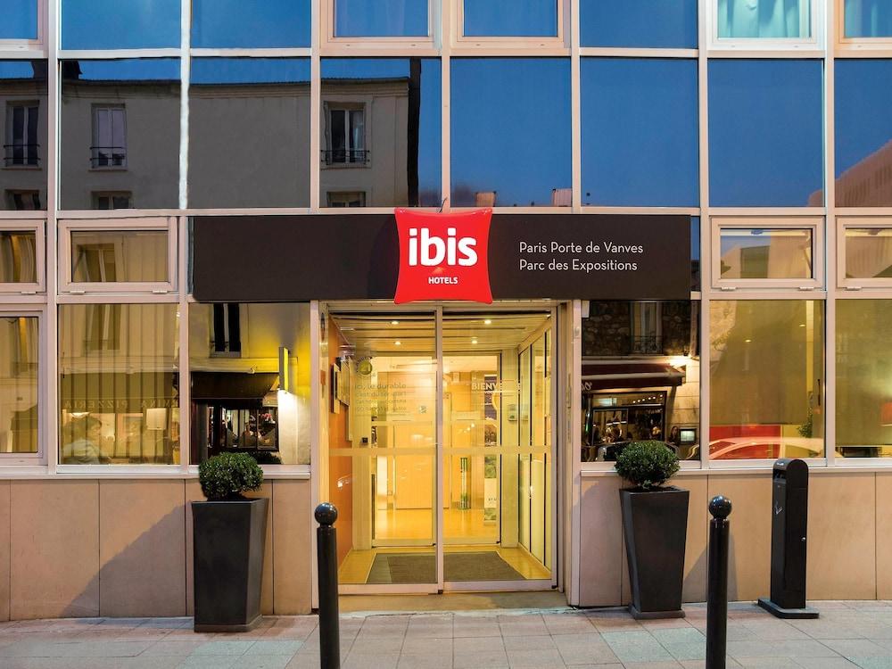 Hotel Ibis Paris Porte De Vanves Parc Des Expositions Vanves